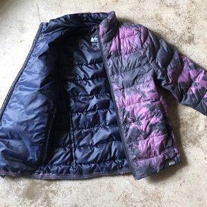Kids REI down jacket. Size 4-5yrs